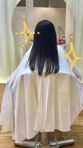 ヘアドネーション33  (*´∇`*)